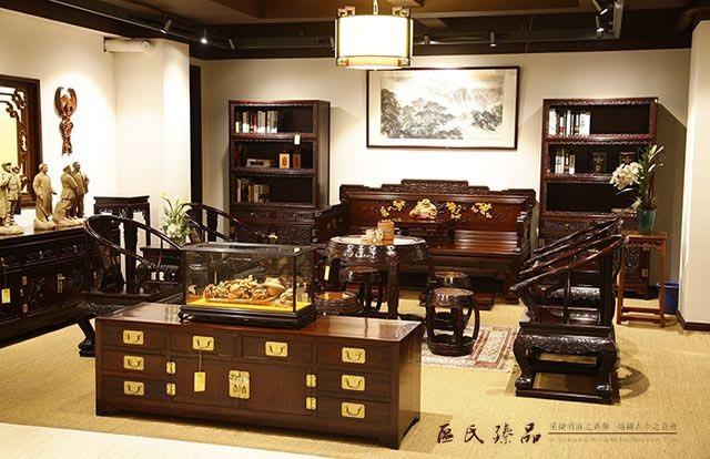 红木文化_区氏臻品教你如何摆放家中家具?