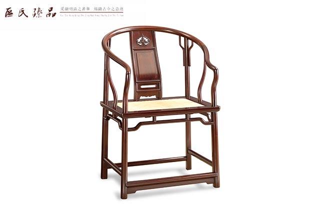 好的明式家具,每一根线条都闪现灵动的光芒(配图为区氏臻品圈椅)图片