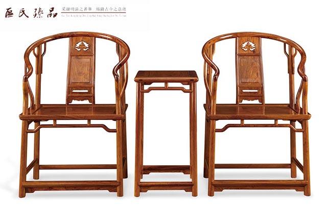 """明式家具:""""罗锅枨""""的""""罗锅""""有门道"""